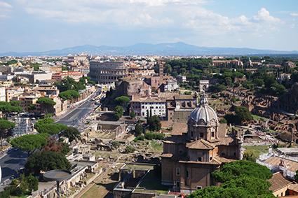 Wallfahrt 2019 der Polizeiseelsorge nach Rom